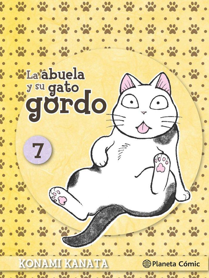 Abuela y su gato gordo 7