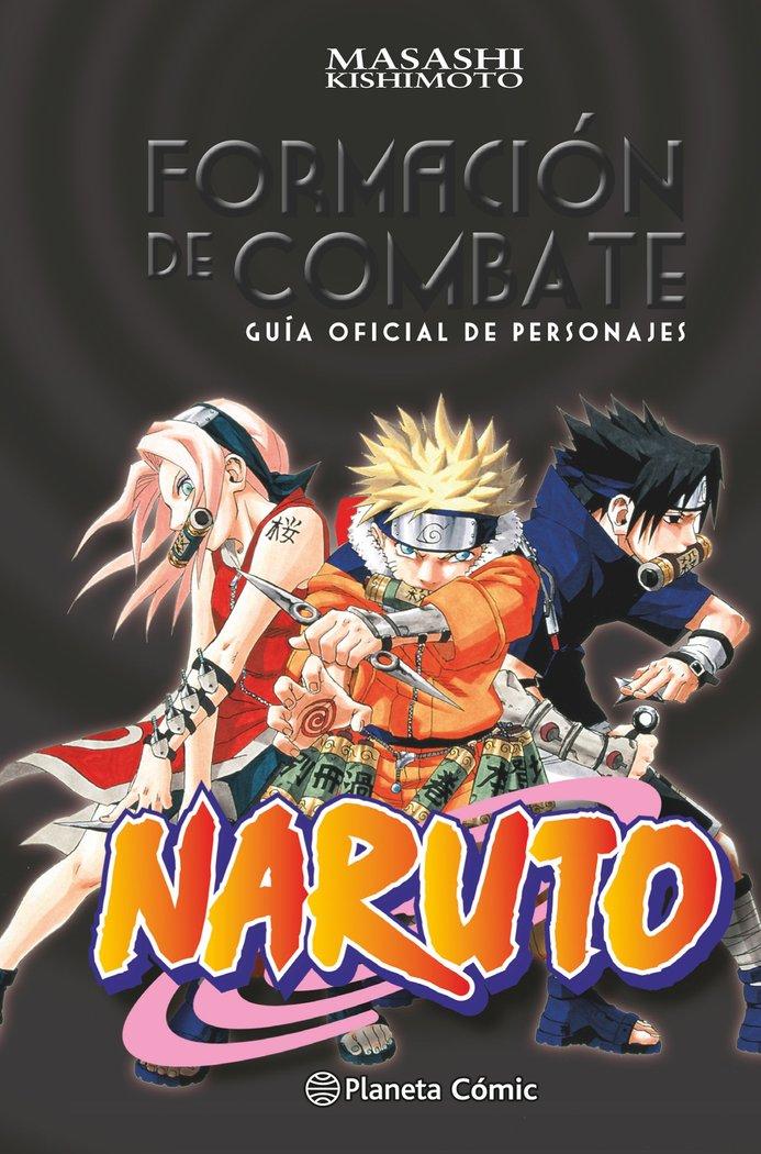 Naruto guia 1 formacion de combate