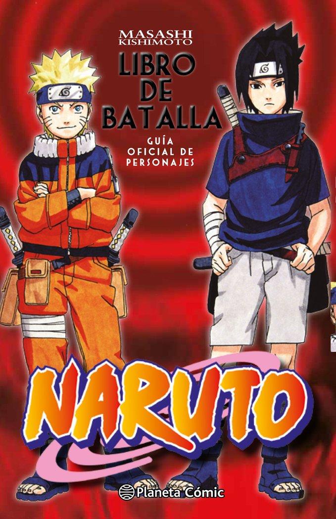 Naruto guia 2 libro de batalla