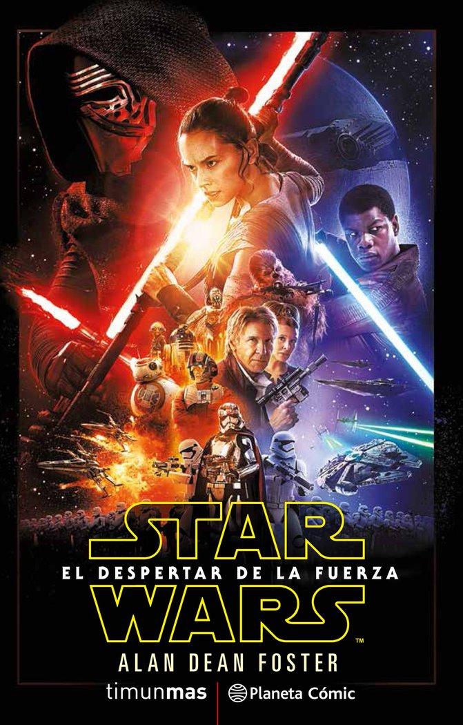 Star wars el despertar de la fuerza novela