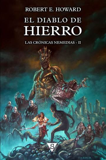Diablo de hierro (cronicas nemedias 2)