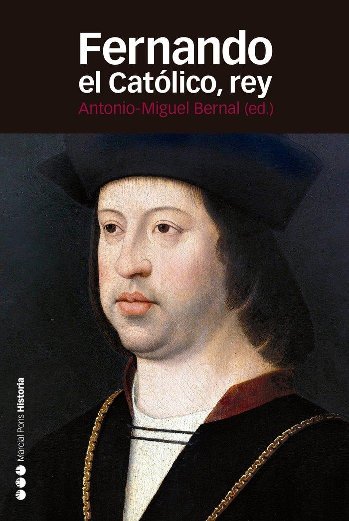 Fernando el catolico rey