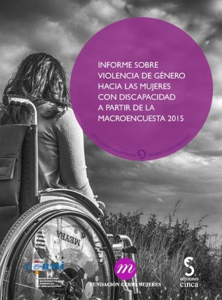 Informe sobre la violencia de genero hacia las mujeres con d
