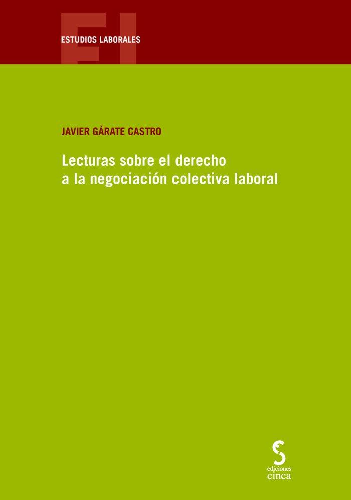 Lecturas sobre el derecho a la negociacion colectiva labora