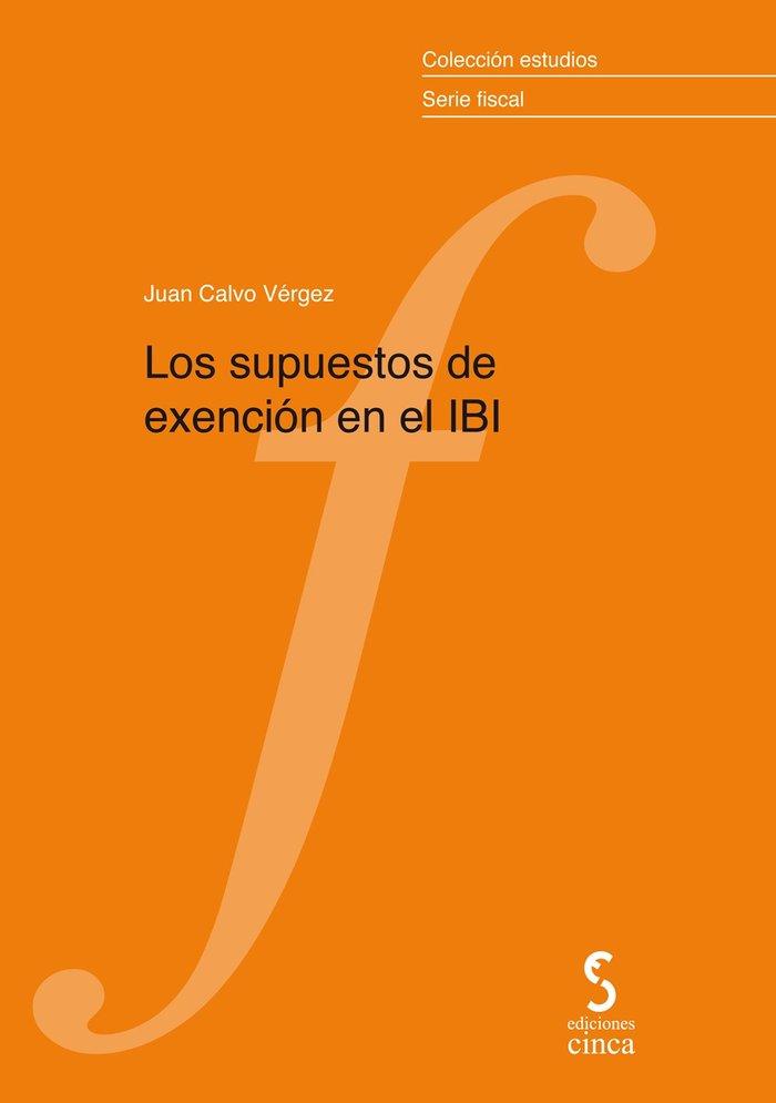 Supuestos de exencion en el ibi,los