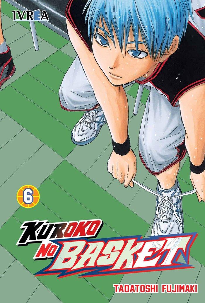 Kuroko no basket 6