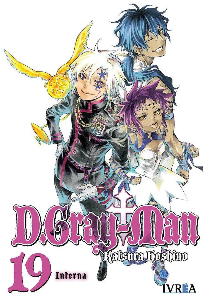 D gray man 19