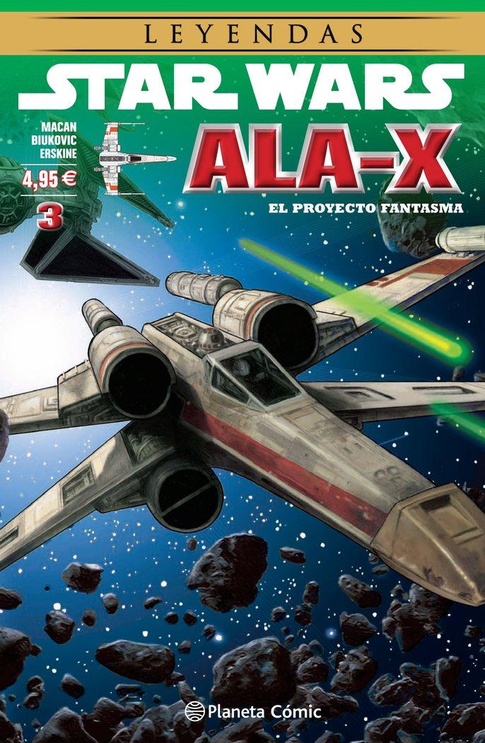 Star wars ala x 3