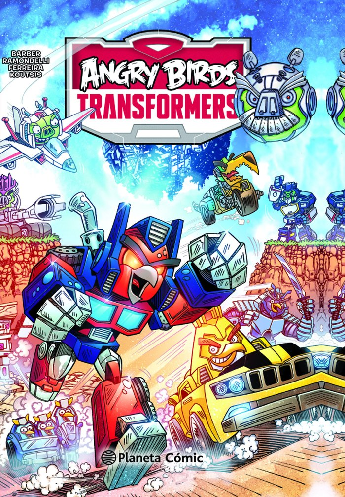 Angry birds transformers 1