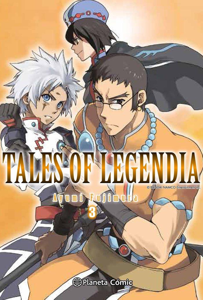 Tales of legendia 3