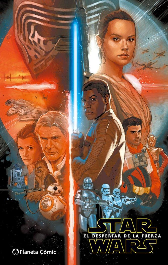 Star wars el despertar de la fuerza tomo recopilatorio