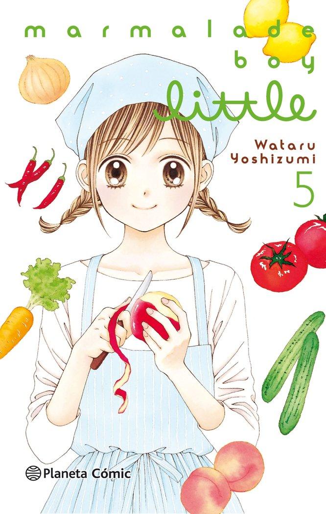 Marmalade boy little nº 05