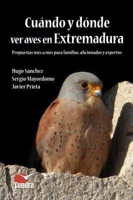 Cuando y donde ver aves en extremadura