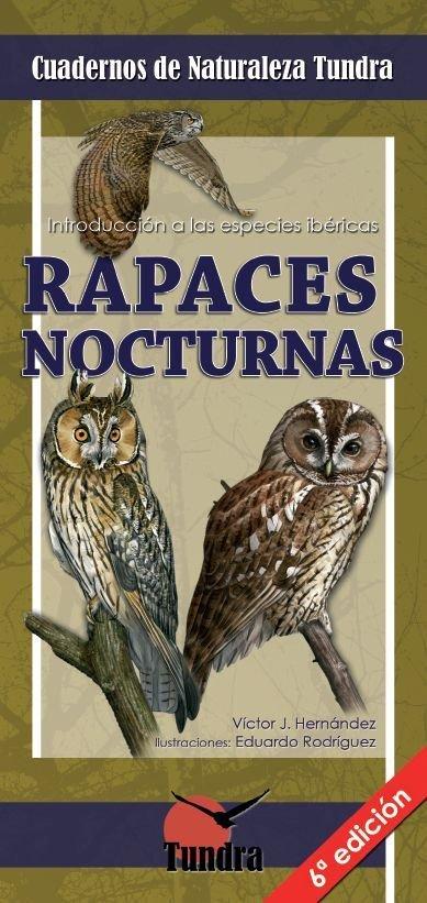 Cuadernos naturaleza 2 rapaces nocturnas