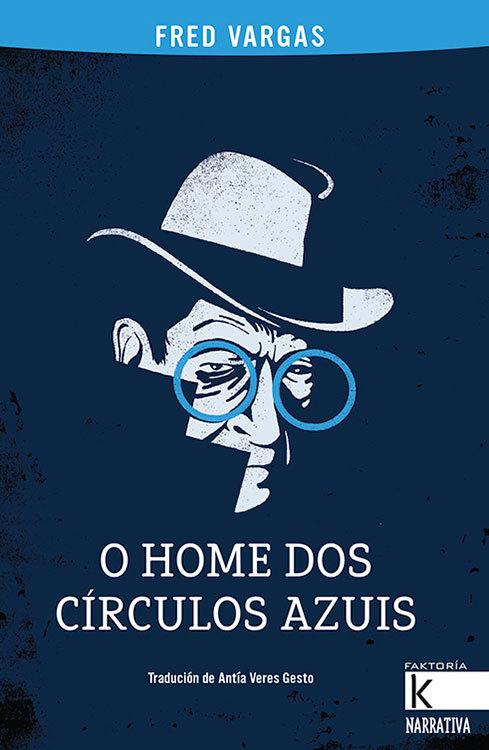 O home dos circulos azuis