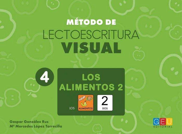 Metodo lectoescritura visual 4 los alimentos 2