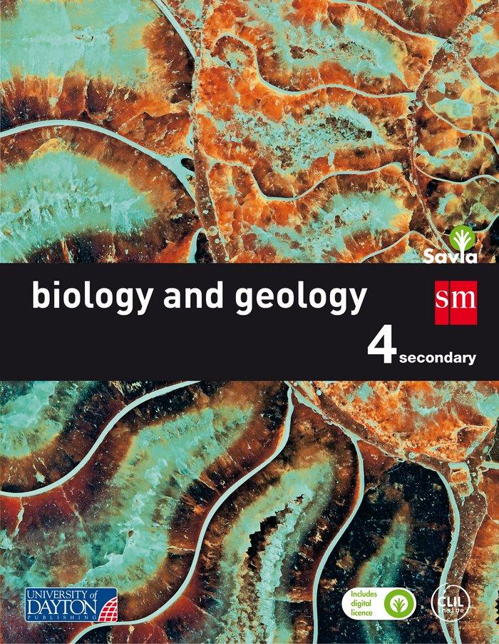 Biology and geology 4ºeso english savia 17