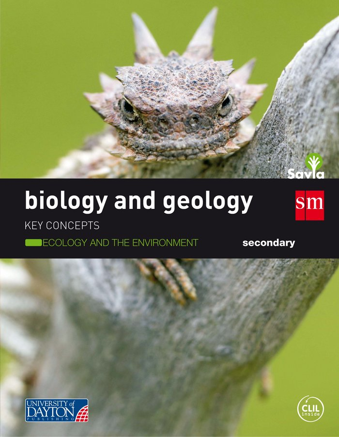 Key concept ecology environment 4ºeso savia 17