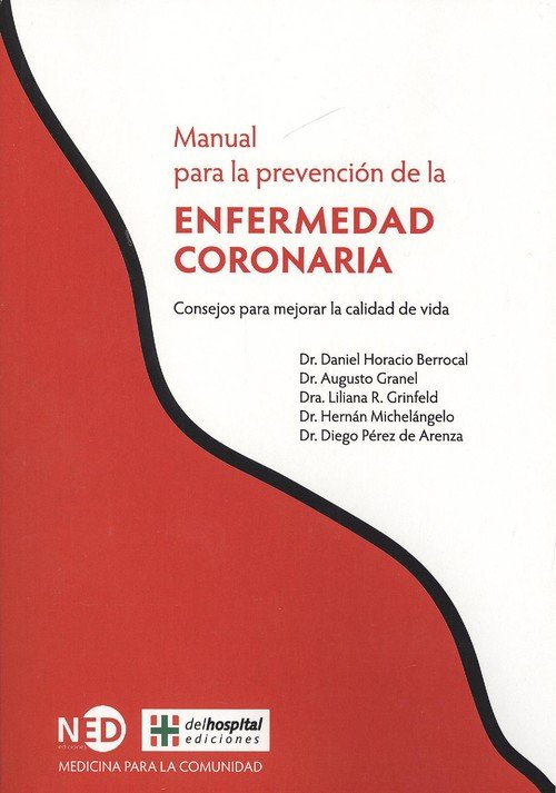 Enfermedad coronaria manual para la prevencion