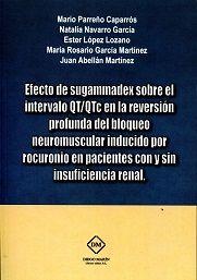 Efecto de sugammadex sobre el intervalo qt/qtc en la reversi