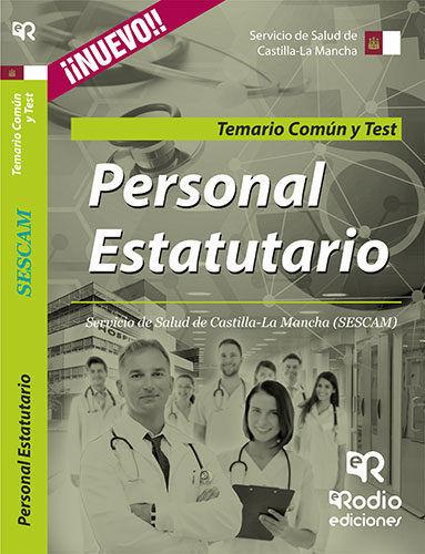 Personal estatutario. servicio de salud de castilla-la manch