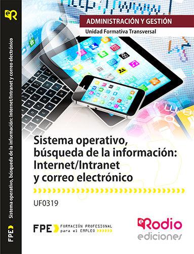Sistema operativo, busqueda de la informacion: internet/intr