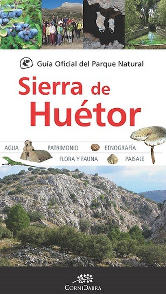 Guia of del parque natural sierra de huetor
