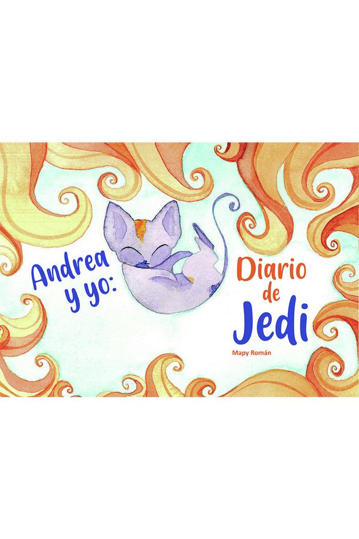 Andrea y yo diario de jedi (td)