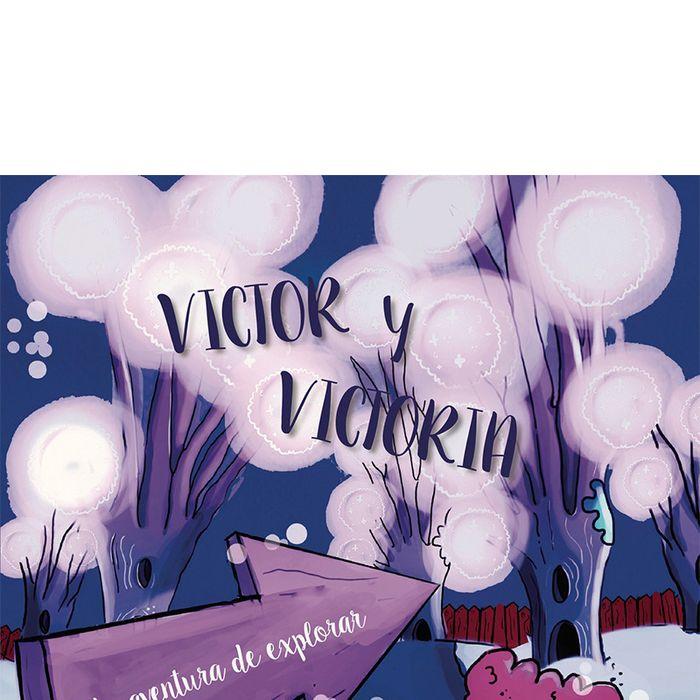 Victor y victoria la aventura de explorar