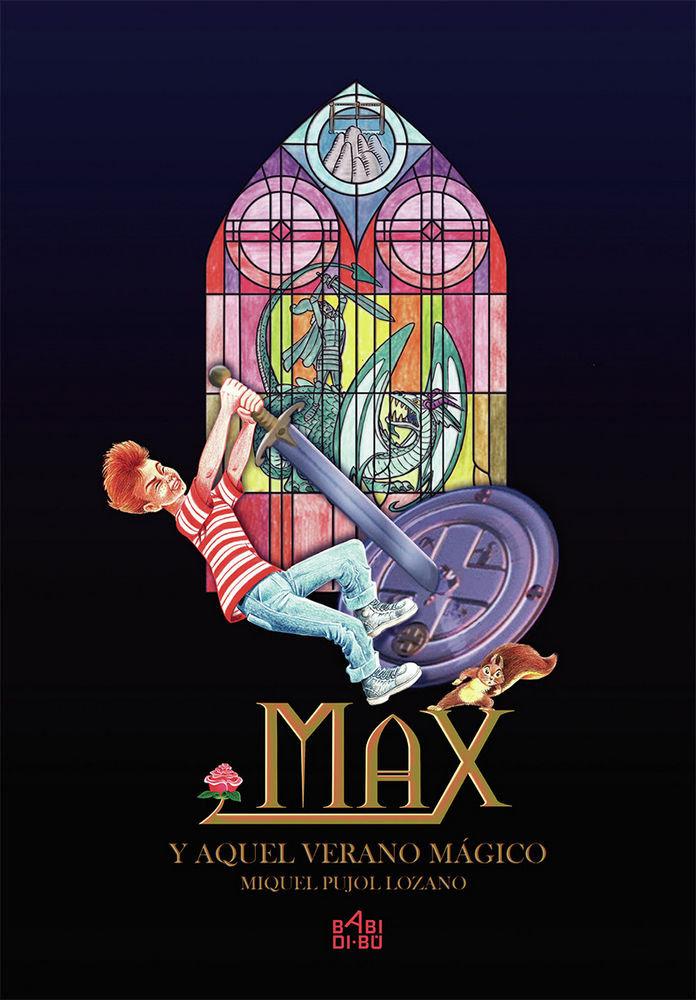 Max y aquel verano magico