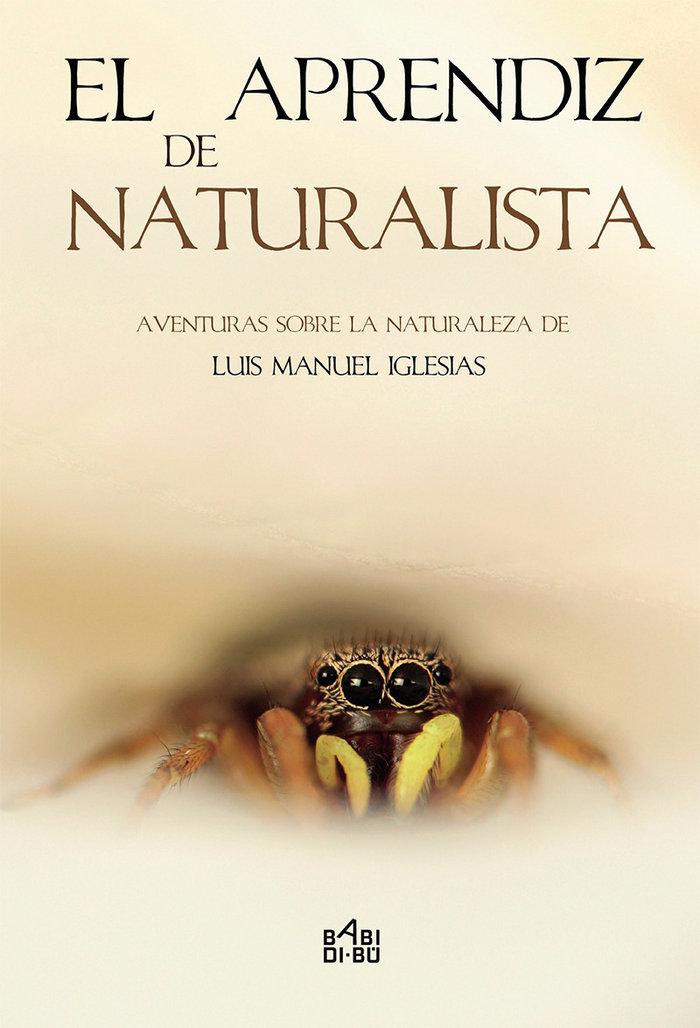 Aprendiz de naturalista,el
