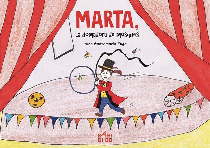 Marta la domadora de mosques - cat