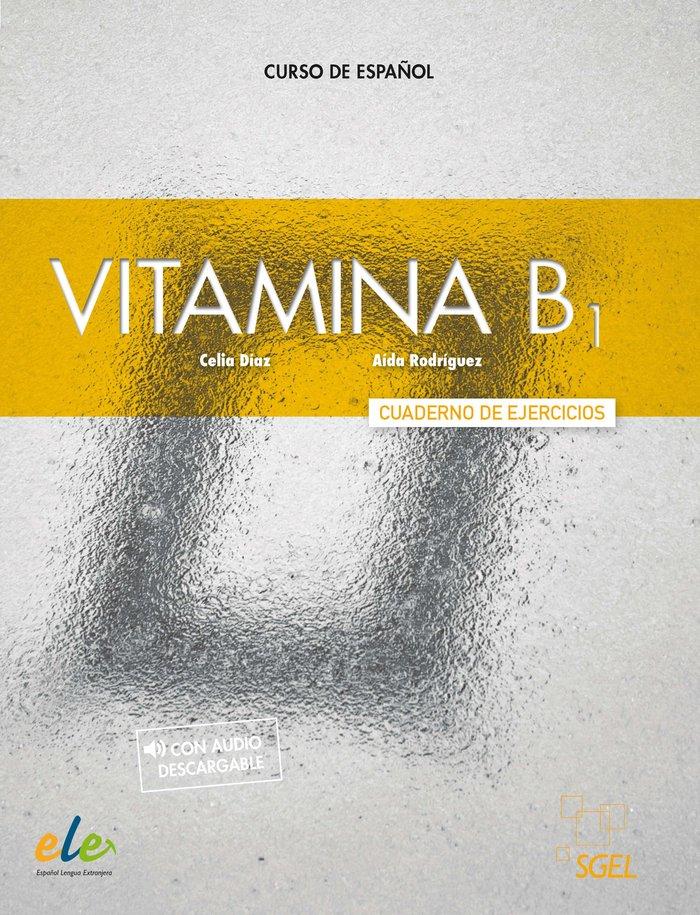 Vitamina b1 cuaderno de ejercicios licencia digital