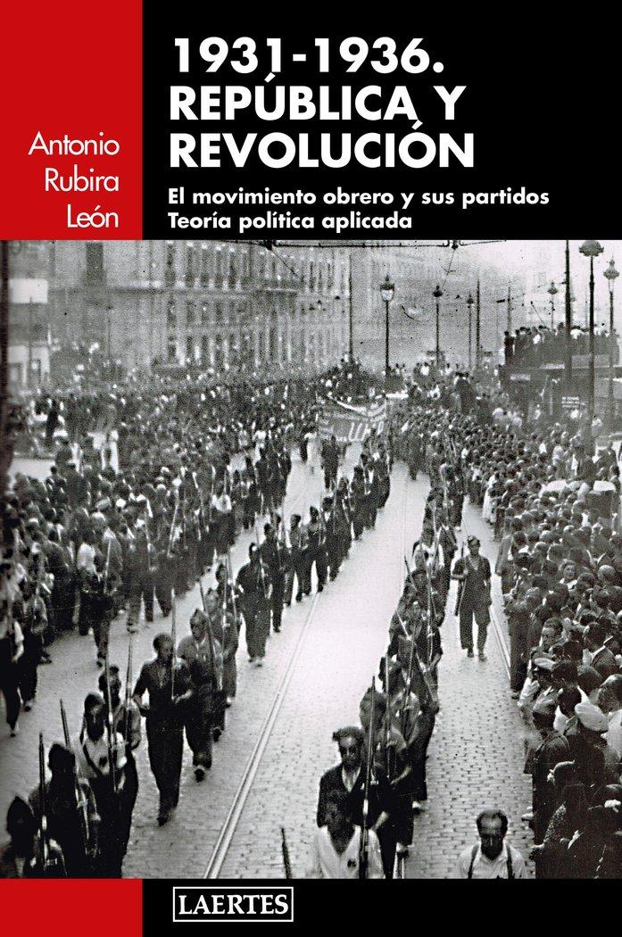 1931 1936 republica y revolucion