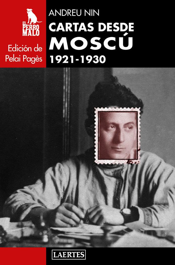 Cartas desde moscu 1921 1930