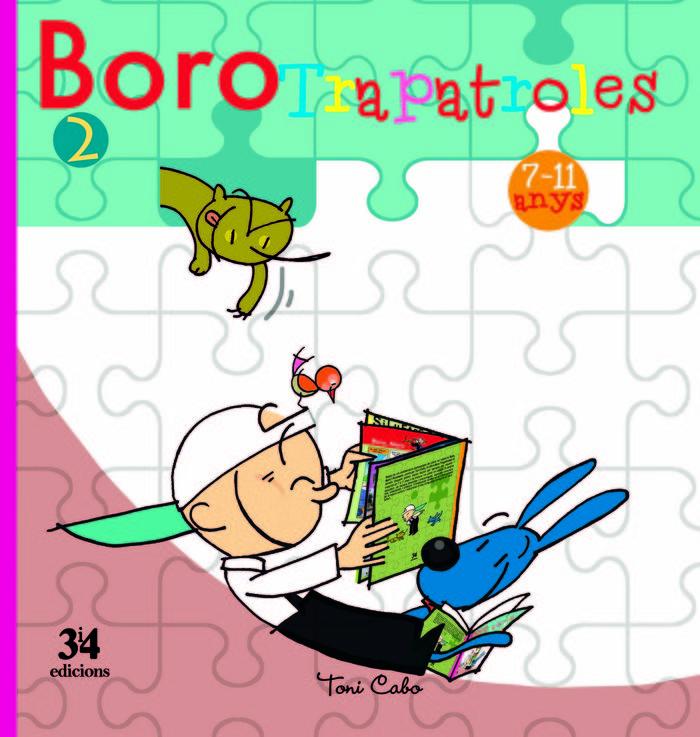 Boro, trapatroles, 2