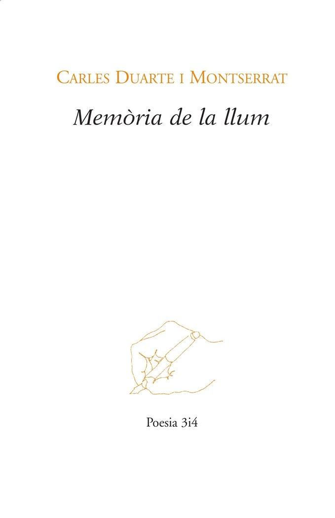 Memoria de la llum