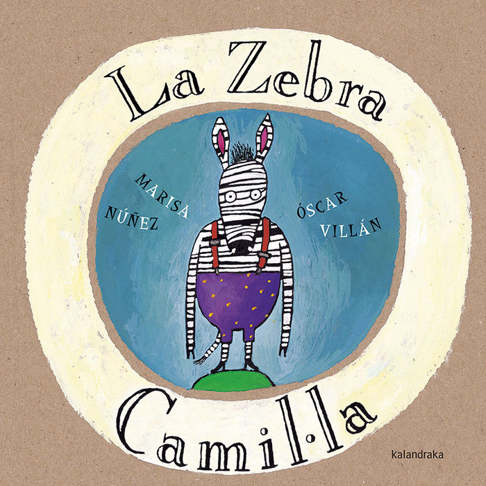 Zebra camilla