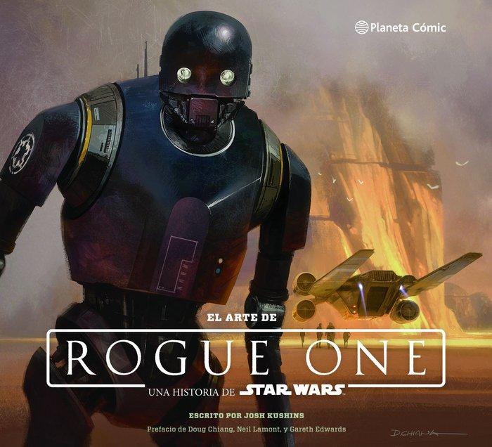 Star wars el arte de rogue one