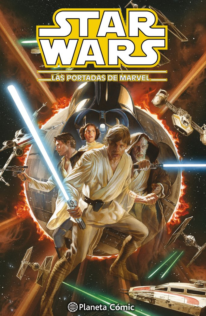 Star wars covers 1