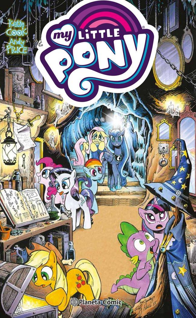 My little pony 5 la magia de la amistad