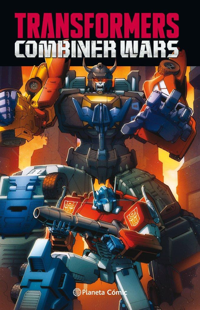 Transformers la guerra de los combinadores