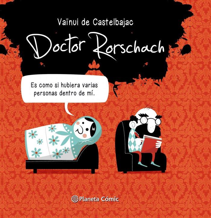 Dr rorschach