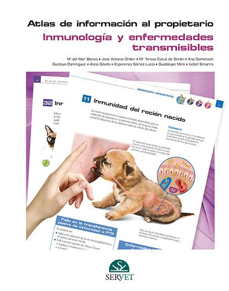 Atlas de informacion al propietario inmunologia y enfermedad