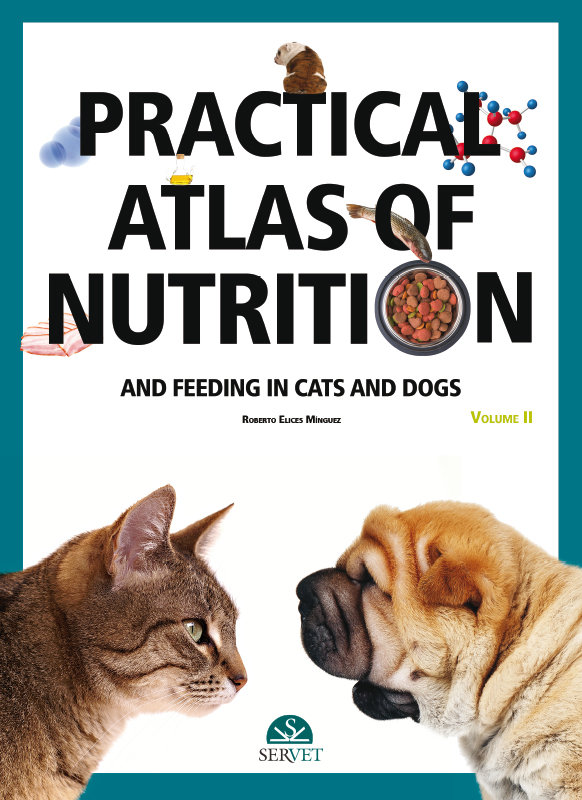 Practical atlas of nutrition and feeding in cats and dogs (i