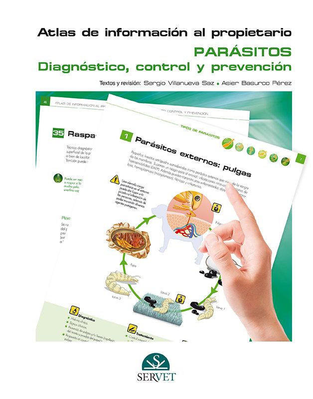 Atlas de informacion al propietario parasitos diagnostico