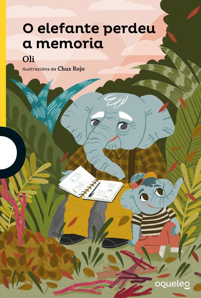 O elefante perdeu a memoria