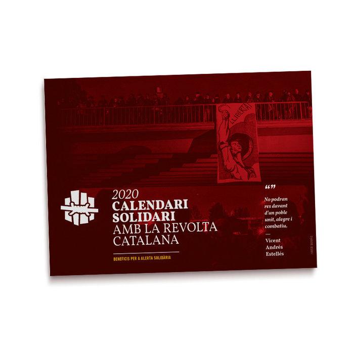 Calendari 2020 solidari amb la revolta catalana - cat