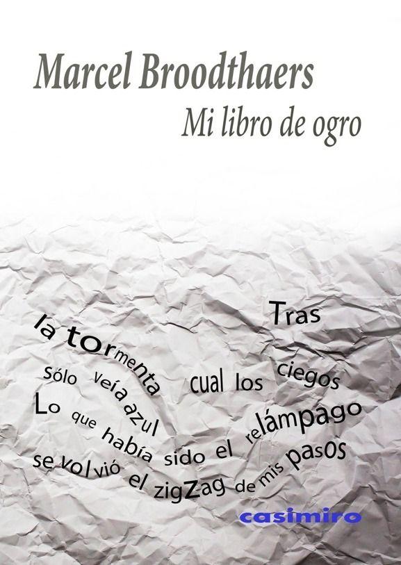 Mi libro de ogro