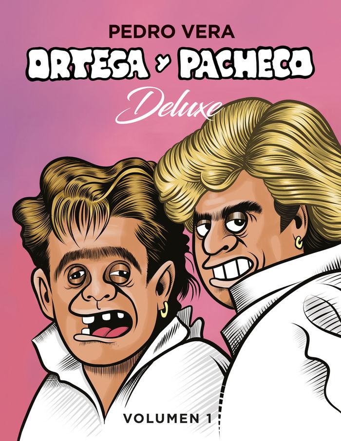 Ortega y pacheco deluxe i